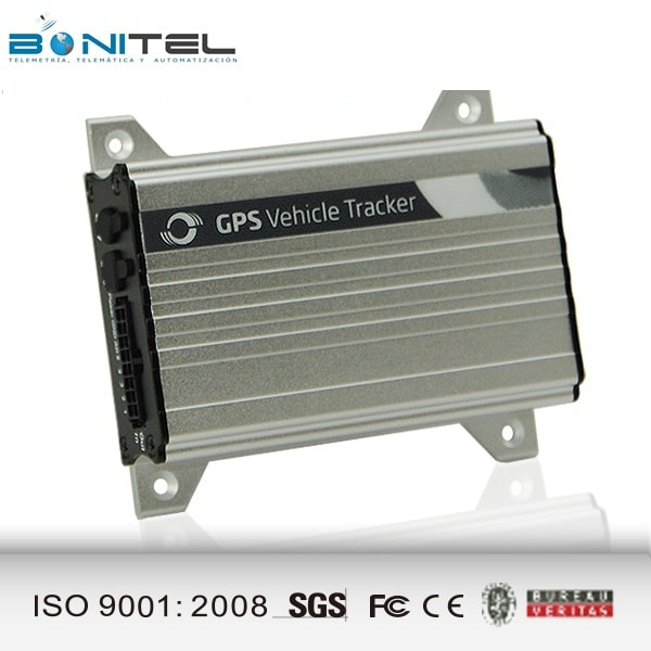 GPS SATELITAL VEHICULAR TRACKER